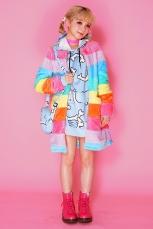 Galaxxxy | Rainbow ★ Fur Coat