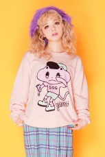 Galaxxxy | Smoker Cat ★ Sweatshirt