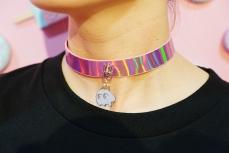 Galaxxxy | Choker & Cuff Bracelet set ★ Accessories