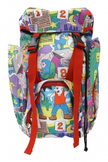 Galaxxxy | 8words Cosmic Comic ★ Backpack