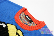 Galaxxxy | BABY KONG Knit ★ Vivid Blue