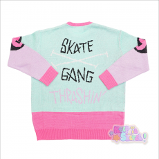 Galaxxxy | BABY KONG Knit ★ Vivid Pastel Green