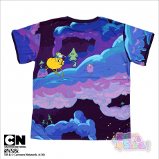 Lumpy Space World T-Shirt ★ Galaxxxy x Cartoon Network