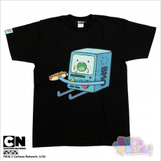 BMO Hotdog T-shirt ★ Galaxxxy x Cartoon Network