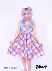 Galaxxxy ★ I Love Junk! Breakfast Dress