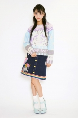 Galaxxxy ★ NEO 70's Patch Skirt