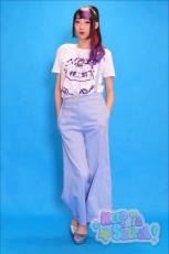 Galaxxxy x RinRin Doll T-Shirt ★ White