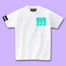 NUEZZZ Square Logo Print T-shirt ★ NUEZZZ