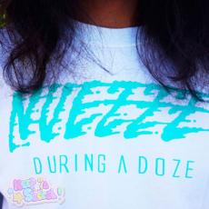 NUEZZZ Splash Logo Print T-shirt ★ NUEZZZ