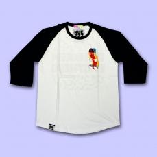 KiDPUP G-Dog Raglan Sleeve T-Shirt ★ NUEZZZ