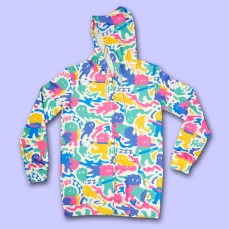 Slime Painter All-over print Hoodie ★ NUEZZZ