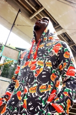 Eight Arms All-over print Hoodie ★ NUEZZZ