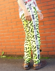 Madoromi Pattern All-over Print Jogger Pants ★ NUEZZZ