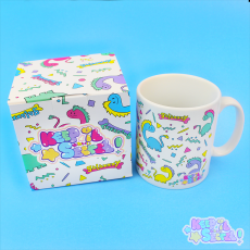 Keep it Secret x Galaxxy ★ Collab Mug