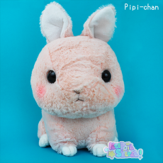 AMUSE | Kyun to Naki Usagi Tsudoi Pika ★ Plush Collection