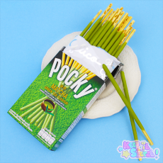 Green Tea Matcha Pocky ★ Glico