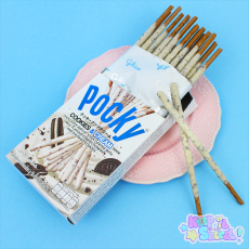 Cookies & Cream Pocky ★ Glico
