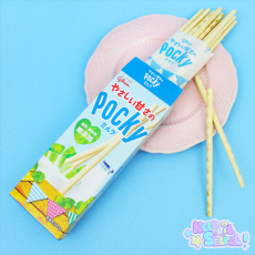 Japanese Mild Milk Pocky ★ Glico