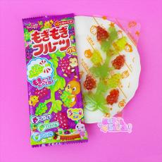 Mogi Mogi Fruits DIY Gummy Candy ★ Meiji