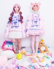 Magical Girl Sweatshirt ★ Designed By YokaiSekai