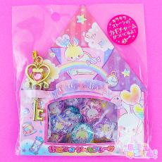 Candy Moko Button Stickers ★ KAMIO