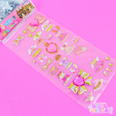 KAMIO Stickers | Adorable Girl ★ Pink