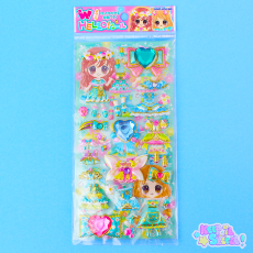 KAMIO Stickers | Fairy Girl ★ Green
