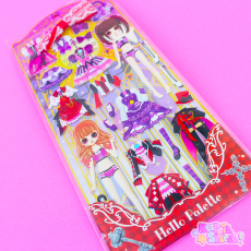 KAMIO Stickers | Hello Pallette ★ Twilight Gothic