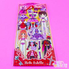 KAMIO Stickers | Hello Pallette ★ Twilight Gothic