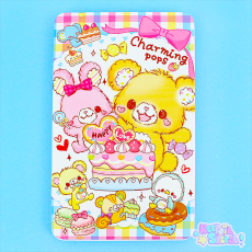 KAMIO | Charming POPS ★ Coloured Pencils Tin Set