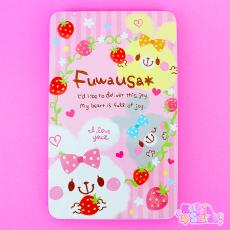 KAMIO | Fuwausa ★ Coloured Pencils Tin Set