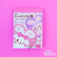KAMIO | Fuwausa ★ Mini Note Pad