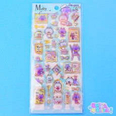 Melty Cat Stickers ★ KAMIO