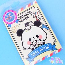 Mochi Mochi Panda | Sticker Book ★ KAMIO