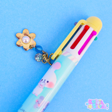 Mochi Mochi Panda / Secret Rabbit ★ Multi-Colour Pen ★ KAMIO
