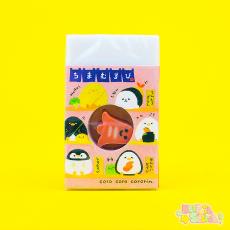Chimamusubi Erasers ★ KAMIO