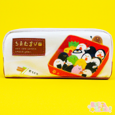 Chimamusubi | Large Pencil Case ★ KAMIO