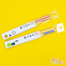 Chimamusubi | 2B Pencil Chopsticks Pair ★ KAMIO
