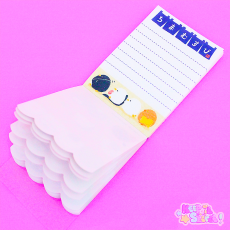 Chimamusubi | Post-it Notebooks ★ KAMIO