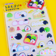 Chimamusubi Stickers ★ KAMIO