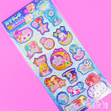Twinkle Star Girl Stickers ★ KAMIO