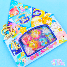 Twinkle Star Girls | Button Stickers ★ KAMIO