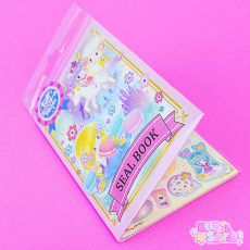 Twinkle Star Girls | Sticker Book ★ KAMIO