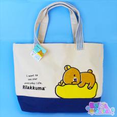 Rilakkuma ★ Canvas Shoulder Bag | San-X