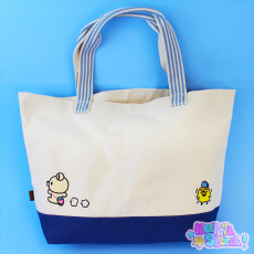 Rilakkuma ★ Canvas Shoulder Bag | San-X