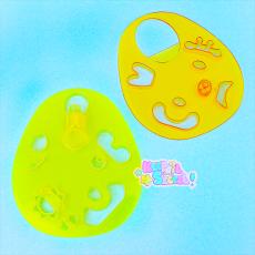 Egg Shaped ★ Sushi Cutter